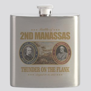 2nd Manassas (FH2) Flask