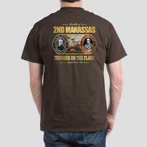 2nd Manassas (FH2) Dark T-Shirt