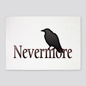 Nevermore 5'x7'Area Rug