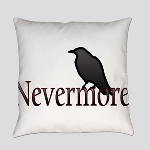 Nevermore Everyday Pillow
