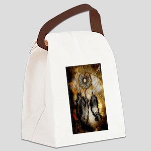 Dreamcatcher Canvas Lunch Bag