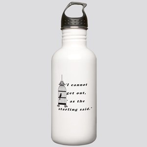 Mansfield Park Quote Stainless Water Bottle 1.0L