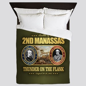 2nd Manassas (FH2) Queen Duvet