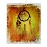 Dreamcatcher Fleece Blankets