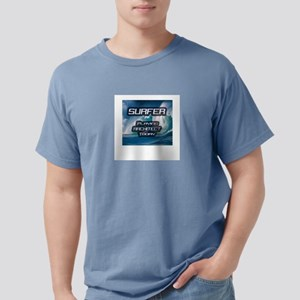 """""""Surfer Playing Architect Today"""" T-Shirt"""