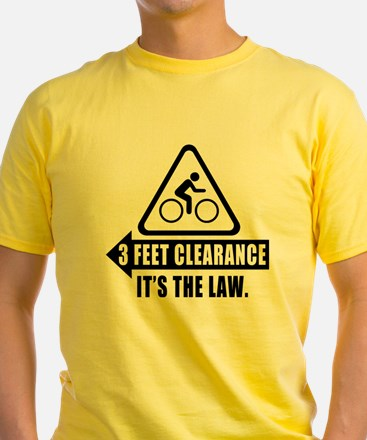 Cute Bike safety T