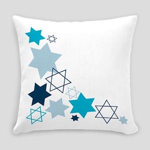 Star Of David Everyday Pillow