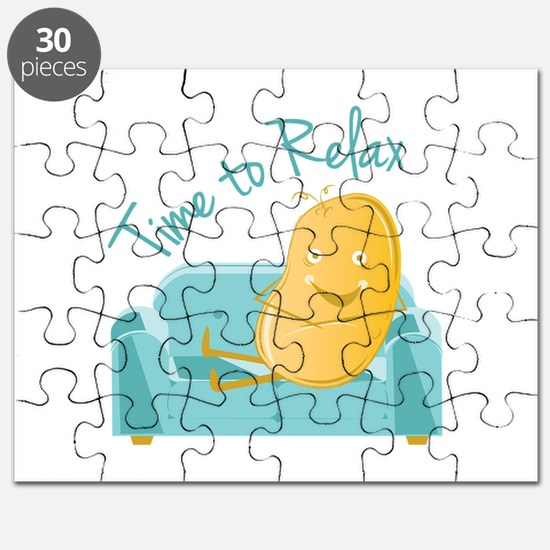Time To Relax Puzzle