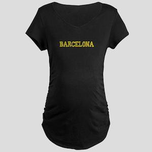 Barcelona Maternity T-Shirt