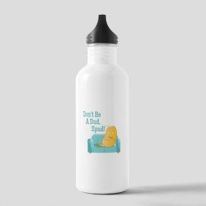 A Dud Spud Water Bottle