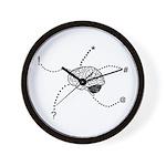 BrainLine Wall Clock