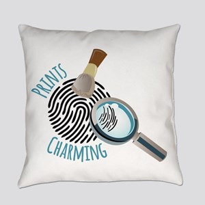 Prints Charming Everyday Pillow