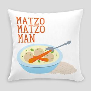 Matzo Matzo Man Everyday Pillow