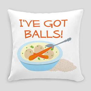 I've Got Balls! Everyday Pillow