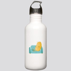 Couch Potato Water Bottle