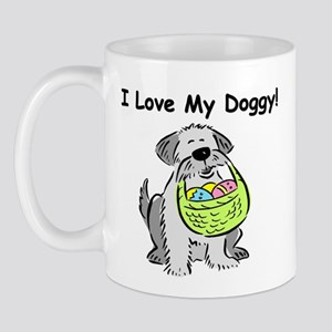 Happy Easter Dog Doggy Mug