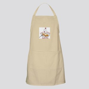 Makes Life Sweeter Apron