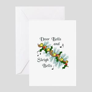 Door Bells Greeting Cards