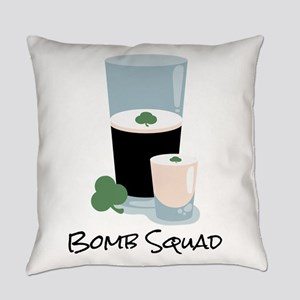 Bomb Squad Everyday Pillow