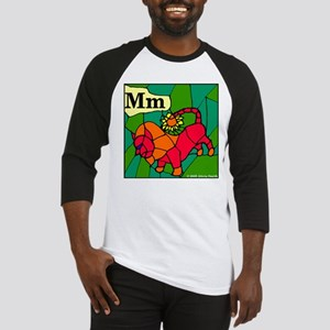M is for Manticore Baseball Jersey