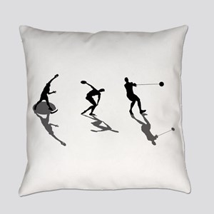 Track and Field Everyday Pillow