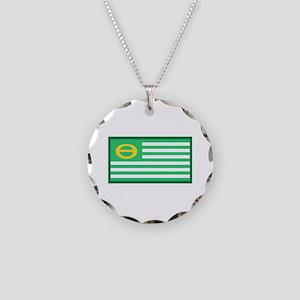 Ecology Flag Necklace