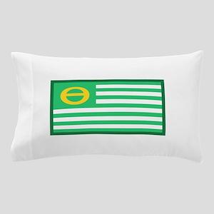 Ecology Flag Pillow Case