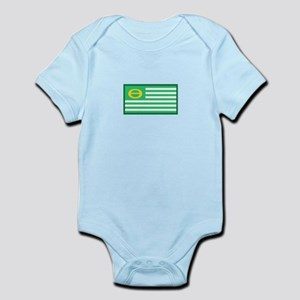 Ecology Flag Body Suit