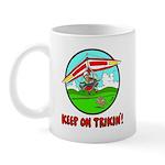 Trikin' Mug