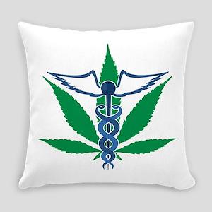 Medical Marijuana Everyday Pillow