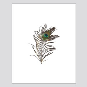 Peacock Feather Posters