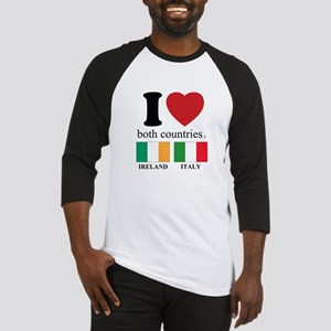 IRELAND-ITALY Baseball Jersey