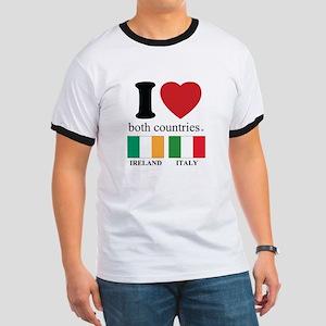 IRELAND-ITALY Ringer T