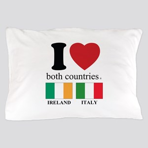 IRELAND-ITALY Pillow Case