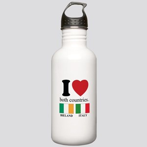 IRELAND-ITALY Stainless Water Bottle 1.0L