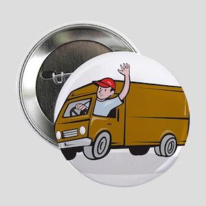 White Van Man Buttons Cafepress