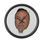 Rick Mammana Large Wall Clock