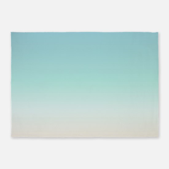 Beach Gradient 5'x7'Area Rug