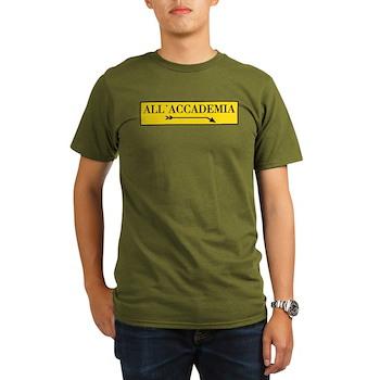 All'Accademia, Venice (IT) Organic Men's T-Shirt (