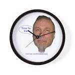 Time Ta Eat! Wall Clock