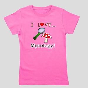 I Love Mycology T-Shirt