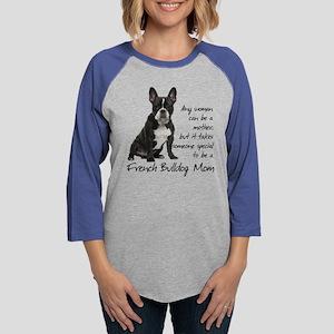 Frenchie Mom Long Sleeve T-Shirt
