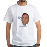 Time Ta Eat! White T-Shirt