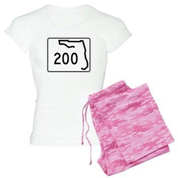Route 200, Florida Women's Light Pajamas