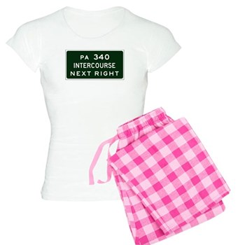 Intercourse, PA Women's Light Pajamas