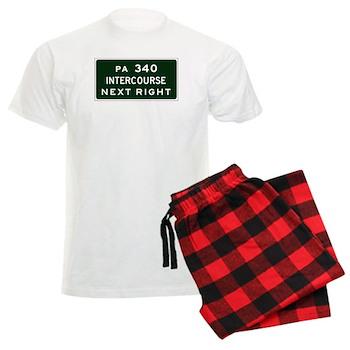 Intercourse, PA Men's Light Pajamas