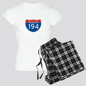 Interstate 194 - ND Women's Light Pajamas