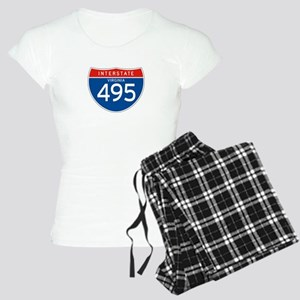 Interstate 495 - VA Women's Light Pajamas