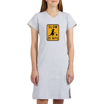 Slow 25 MPH Women's Nightshirt