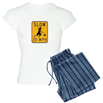 Slow 25 MPH Women's Light Pajamas